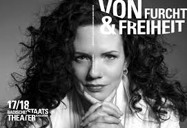 Bad Staatstheater Karlsruhe Programm Spielzeitheft 2017 18 Von Furcht Und Freiheit By Staatstheater