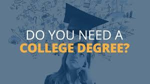 do you need a college degree brian tracy youtube