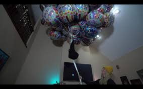 balloons for him marbles finds out how many balloons it takes to make