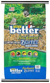 backyard buffet bird food u2013 nunn better