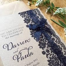 Vintage Lace Wedding Invitations Vintage Lace Wedding Stationery Range By Tigerlily Wedding