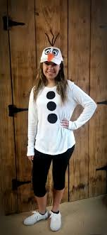 olaf costume olaf inspired costume for homecoming week costumes
