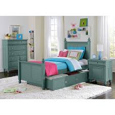 Rooms To Go Kids Beds by Shore Thing With The Seaside Blue Full Bed With Trundle You U0027re