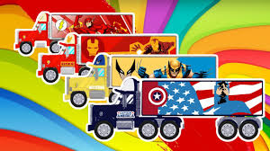 bigfoot presents meteor and the mighty monster trucks batman spiderman iron man big trucks and more monster trucks for