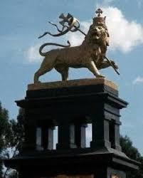 lion of judah statue