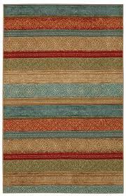 Mohawk Accent Rugs Amazon Com Mohawk Home Soho Samsun Batik Striped Multicolor