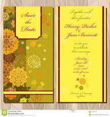 Design Wedding Invitation Cards Winter Snowflakes Design Wedding Invitation Card Wedding Vector