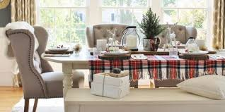 dining room christmas decor 35 christmas table decorations place settings tablescapes