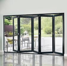 Accordion Glass Patio Doors Cost Doors Bi Fold Sliding Doors Folding Patio Doors Glass Bifold