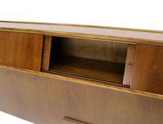 hidden compartments in the mid wall pier bed headboard bedroom