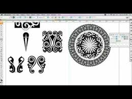 pattern drawing illustrator create intricate patterns in illustrator youtube