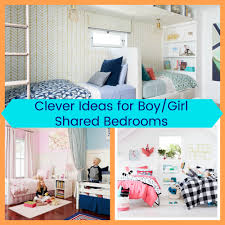 Shared Bedroom Clever Ideas For Boy Shared Bedrooms The Organized Mom