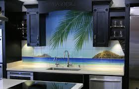 tile murals for kitchen backsplash hawaii kitchen backsplash deir honolulu hi artist