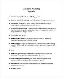 team agenda templates 11 free word pdf format download free