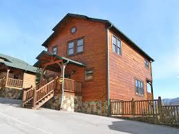 vacation home tennessee walt u0027s four bedroom cabin gatlinburg tn