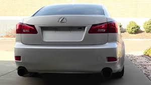 lexus is 250 trunk not opening lexus is250 with f sport intake invidia midpipe and hks hi power
