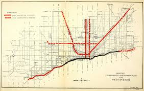 Chicago Area Traffic Map by How Chicago Built Its U201csuperhighways U201d U2013 Tomasz U2013 Medium