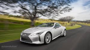 lexus lc 500 news and driven 2017 lexus lc 500 and lc 500h autoevolution