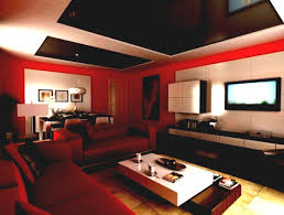 which paint color goes with brown furniture living room living