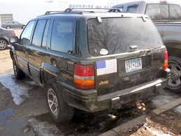 tan jeep grand cherokee automozeal a st patrick u0027s day jeep showdown former fancy pants