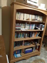 Flexa Bookcase Second Hand Pine Bookcase Local Classifieds Buy And Sell In The