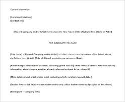 Free Press Release Templates press release template 29 free word excel pdf format
