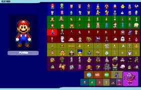 pixelated mario characters gallery mario pixelated