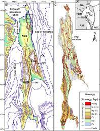 quaternary landscape evolution over a strike slip plate boundary