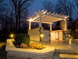 outdoor landscape lighting for your garden chocoaddicts com