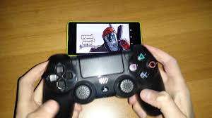 dualshock 4 android how to pair your dualshock 4 controller to any rooted android