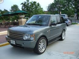 land rover 2007 land rover range rover questions does anyone know the average