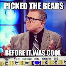 Bears Packers Meme - hipster ditka ii hipster ditka know your meme