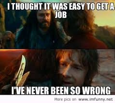 Get A Job Meme - meme job