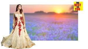 indian dresses designer anarkali gown suits dresses in flipkart