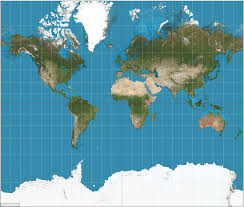 Map Of Russia And Alaska by True Size Of Africa Continent Is As Big As China India Us And