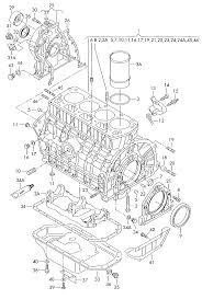 2004 skoda fabia shanghai market engine cylinder block oil sump