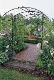 Pvc Pipe Trellis Metal Garden Arbors And Trellises Foter
