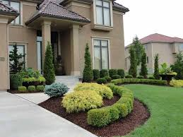 Garden Ideas For Front Of House Best Landscaping Design Ideas For Front Of House Photos