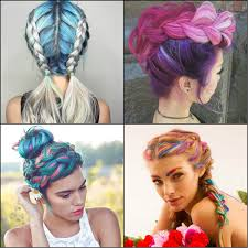 2017 Little Girls Braided Hairstyles Long Lenght