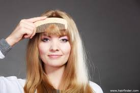 hair extensions for thinning bangs bangs for thin or fine hair
