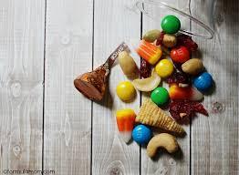 thanksgiving snack mix recipe