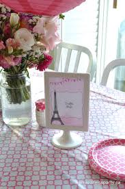 interior design amazing paris themed party decor home design new