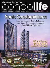 Great Gulf Homes Decor Centre Condo Life Magazine February 2016 By Homes Publishing Group Issuu