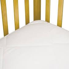 Cotton Crib Mattress Sealy Naturals Cotton Crib Mattress Pad