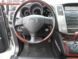 lexus rx interior 2006 lexus rx 350 interior wallpaper 1024x768 37195