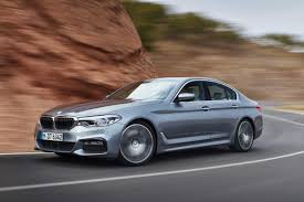 bmw 2016 the new bmw 5 series sedan