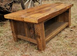 Barn Wood Coffee Table Barnwood Furniture 37 Of The Best Exles Reclaimed Wood Coffee