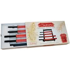 samurai kitchen knives knife sets samurai kitchen knives find me a gift