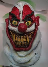 Scary Halloween Monsters by Sloppy The Clown Of Death Nightmare Carnival Monster Scary