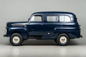 Old Ford Truck Cabs For Sale - find of the week 1951 ford f 1 marmon herrington u201cranger u201d